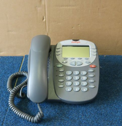 Avaya 5610SW IP - 23-Key LCD Display Telephone Phone With Handset 700345333